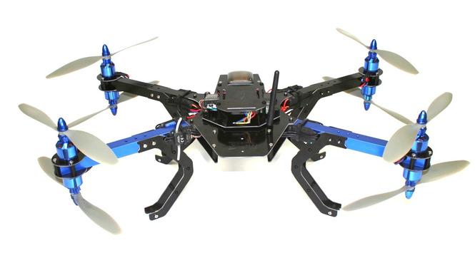 Свое новое рождение в области любительского авиационного моделирования получили квадрокоптеры.