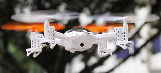 Квадрокоптер с трансляцией видео.
