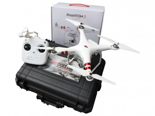 Квадрокоптер DJI Phantom 3 Standart.